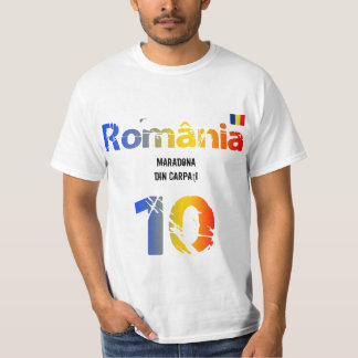 The Rumanian T shirt