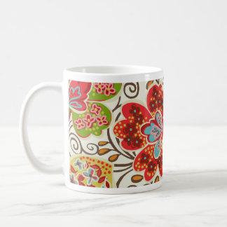 The Rumba Dance Cream Mug