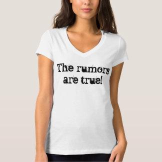 The rumors are true! Tshirt