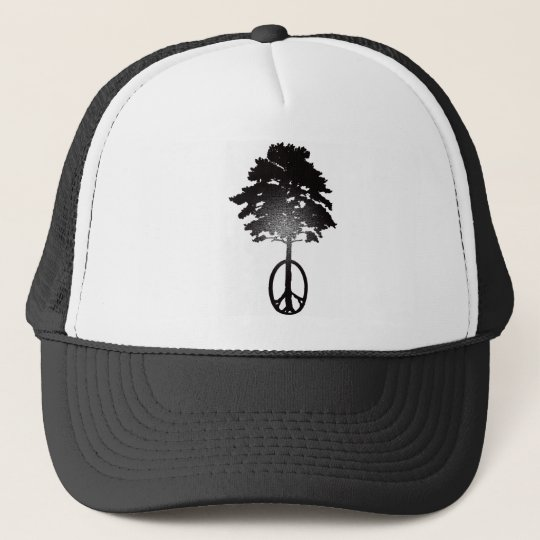 The Runing Thought Trucker Hat