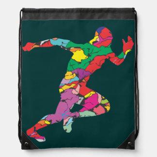 The Runner Drawstring Backpack