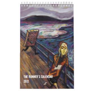 The Runner's Calendar 2013