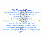 The Runner's Prayer Postcard