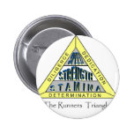 The RUNNER'S TRIANGLE Buttons