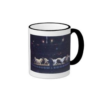 THE RUNNING HORSES mug
