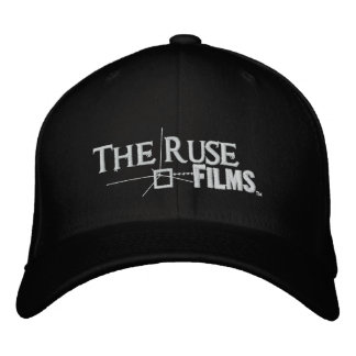 The Ruse Films Official Production Hat Embroidered Hat