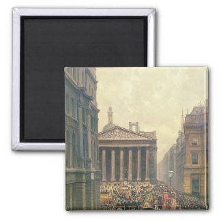 The Rush Hour by the Royal Exchange from Queen Magnet