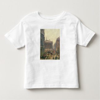 The Rush Hour by the Royal Exchange from Queen Toddler T-shirt