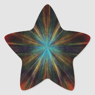 The Rush Star Sticker