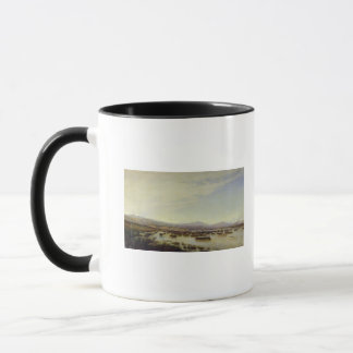 The Russian Army crossing the Danube Mug