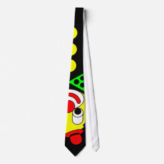 The Russian Circus Dolls Neck Tie