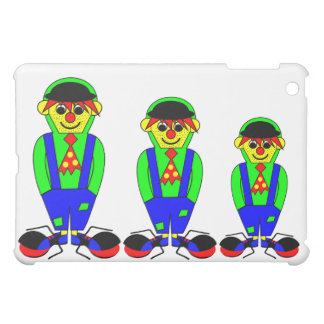 The Russian Hobo Dolls iPad Mini Cases