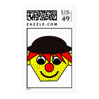 The Russian Hobo Dolls Stamps