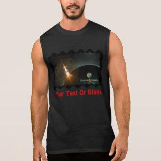 The Russian Moon Landing Sleeveless Shirt