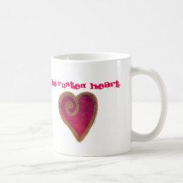 The Rusted Heart Mug