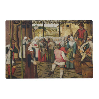 The Rustic Dance Placemat