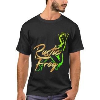 The Rustic Frog Men T's T-Shirt