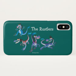 Case-Mate Barely There iPhone X Case with Anna & Elsa Sisters Line Drawing design