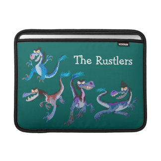 The Rustlers Graphic MacBook Sleeve