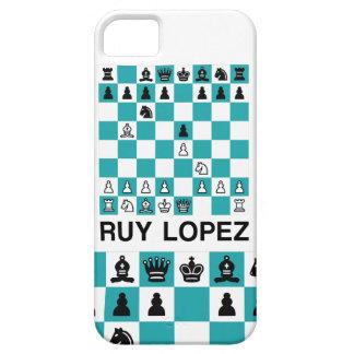 The Ruy Lopez iPhone SE/5/5s Case
