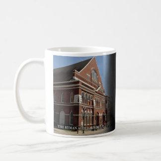 The Ryman Auditorium Historical Mug