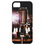The Ryman Auditorium Microphone Nashville Tennesse iPhone 5 Cases