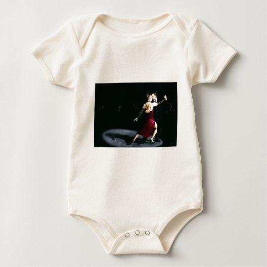 The Rythm of Tango Baby Bodysuit