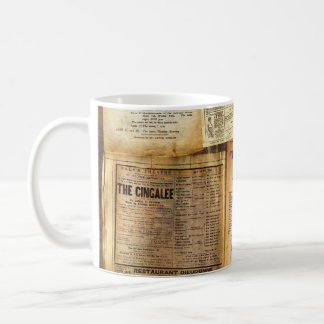 The  s coffee mug