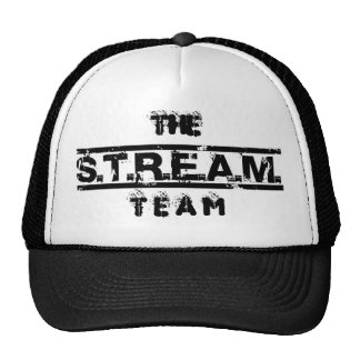 THE S.T.R.E.A.M. TEAM HAT
