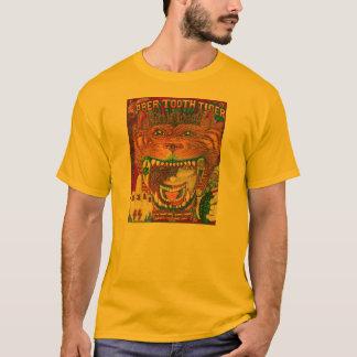 The Saber Tooth Tiger Mens T-Shirt