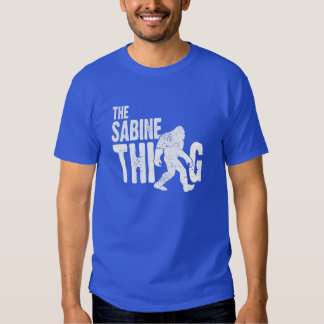 The Sabine Thing T-shirt