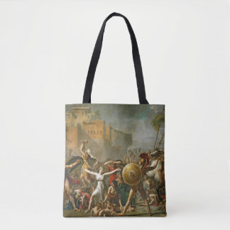 The Sabine Women, 1799 Tote Bag