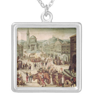 The Sack of Lyons by the Baron des Adrets Jewelry