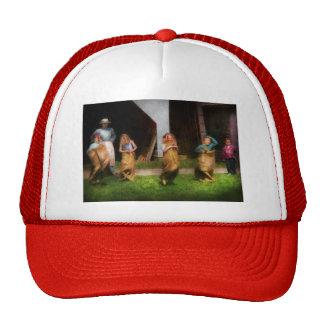 - The sack race Trucker Hat