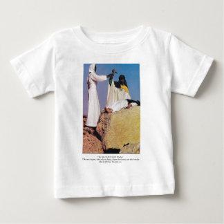 the sacrafice of issac baby T-Shirt