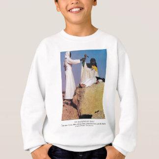 the sacrafice of issac sweatshirt