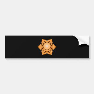 The Sacral Chakra Bumper Stickers