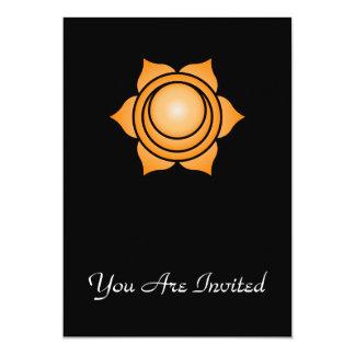 The Sacral Chakra Card