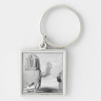 The Sacred Camel Keychain