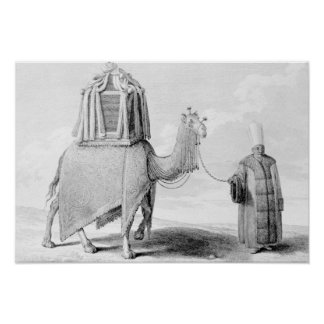 The Sacred Camel Poster