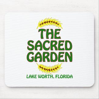The Sacred Garden Mousepads