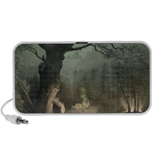 The Sacred Grove of the Druids iPhone Speakers