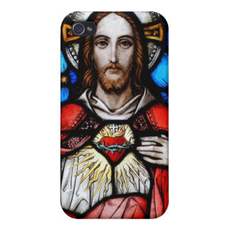 The Sacred Heart iPhone 4 Covers