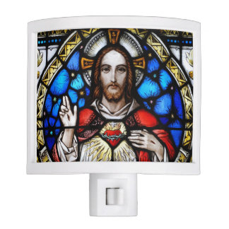 The Sacred Heart Night Light