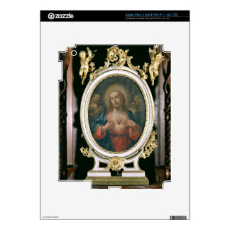 The Sacred Heart of Christ, from the Boarding Scho iPad 3 Decals