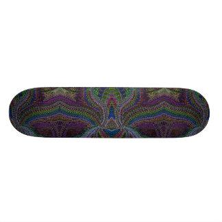 The Sacred Hexagon (Board) Skateboard
