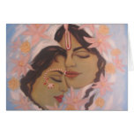 """""""The Sacred Marriage"""" Greeting Card"""