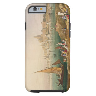 The Sacred Town and Temples of Dwarka, from Volume Tough iPhone 6 Case
