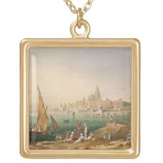 The Sacred Town and Temples of Dwarka, from Volume Pendants