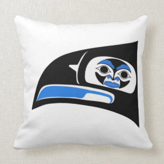 THE SACRED VISION THROW PILLOW